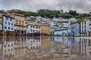 Cudillero, el anfiteatro natural asturiano