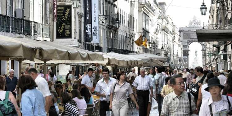 Casco histórico de Lisboa. Foto: Turismo Lisboa.