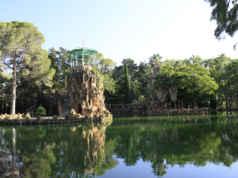 El Parc Samà, una joya en Cambrils