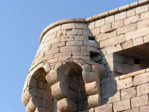 torre del rey detalle