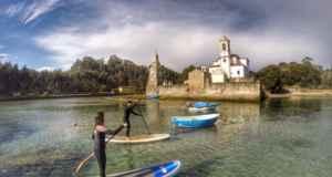 ¡Disfruta del Paddle-surf en Asturias!