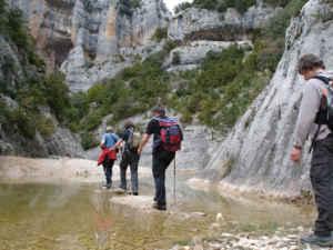 Barranquismo en Huesca