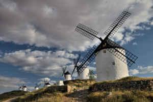 ¡Gigantes a la vista en Castilla-La Mancha!