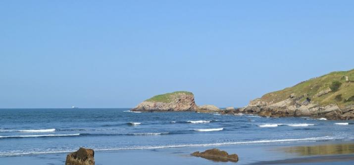 playa Santa María Mar