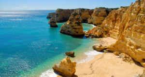 Sol y playa en el Algarve