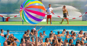 Aqua Sound Poolparty en la Costa de Barcelona