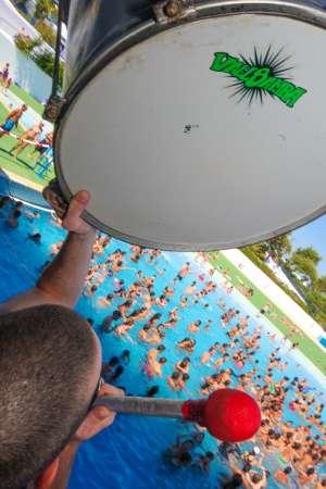 Aqua sound party