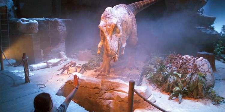 Show T-Rex