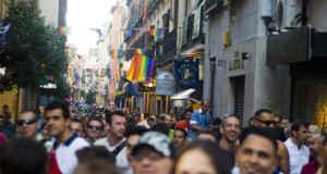 Madrid vibra este fin de semana con el Orgullo Gay