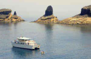 Las islas Columbretes, las joyas de la Costa del Azahar