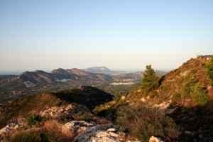 Un paseo por el norte de Alicante: el parque natural del Montgó