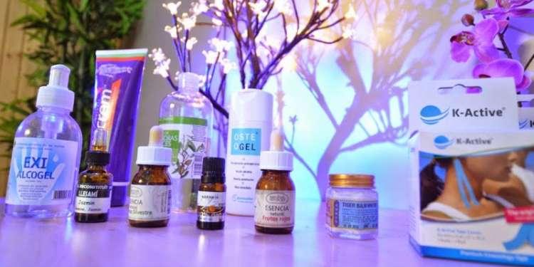 Productes massatges spa