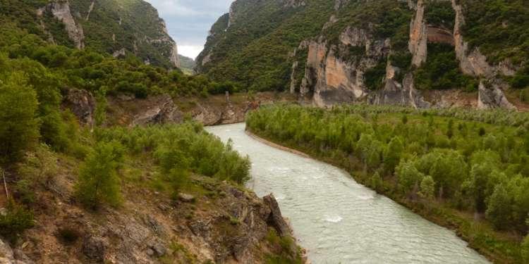 Rio Noguera Ribagorzana