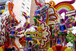 Luz y color en la Batalla de Flores de Laredo