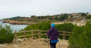 De ruta por el parque natural Punta de la Mora