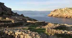 El castro de Baroña, un viaje al pasado en la costa gallega