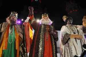 Todos preparados para recibir a los Reyes Magos en Madrid
