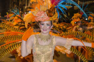 Águilas, capital del carnaval