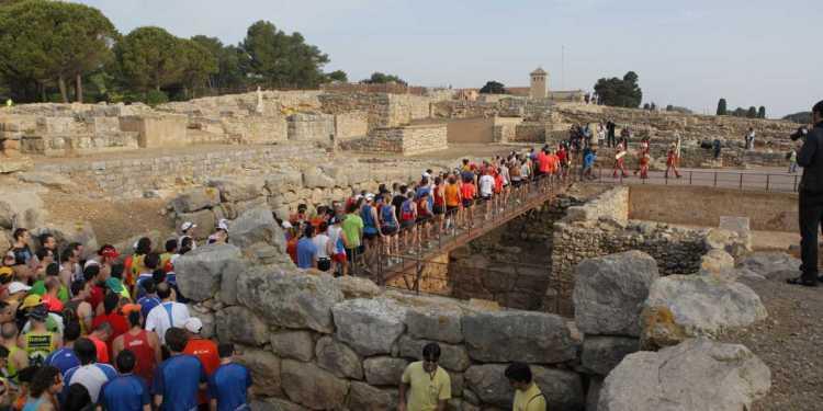 Maratón Romana de Empúries
