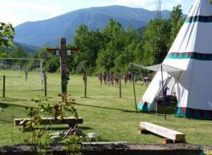 la gorga camping