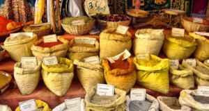 mercado medieval alcala