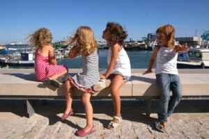 Cambrils, el destino favorito de los niños