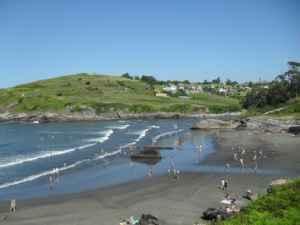 Una escapada a la costa asturiana de camping