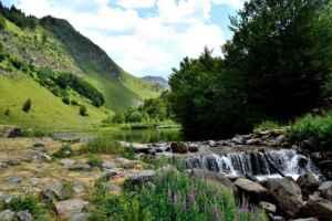 Un verano de camping en el Val de Arán