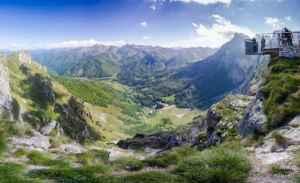 De camping en el Parque Nacional de los Picos de Europa