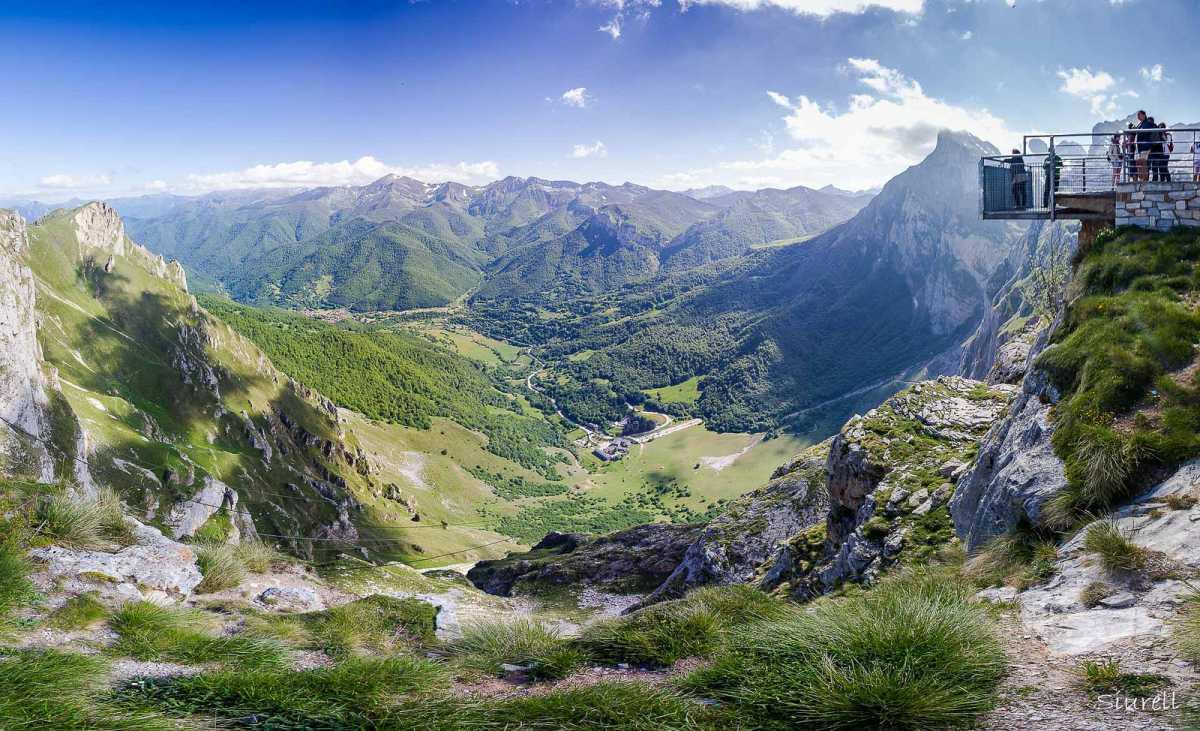 De camping en el parque nacional de los picos de europa - Fuente de los banos montanejos ...
