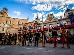 Medina del Campo celebra una fiesta única en España