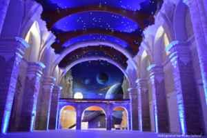 San Pedro Cultural, una iglesia convertida en aula astronómica