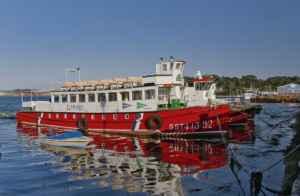La magia de la bahía de Santander desde un camping en Somo