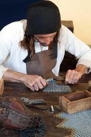artesano-medieval
