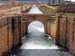 Enoturismo en el Canal de Castilla