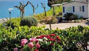 La magia de dormir en un camping en Arenys de Mar