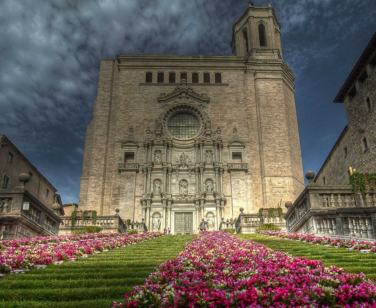 Girona se viste de flores Viveros en girona